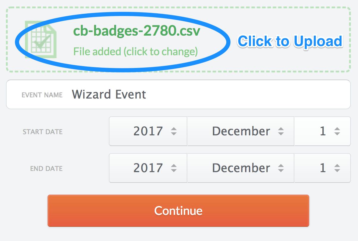 Print Badges: Conference Badge – EVENTSQUID SOFTWARE HELP TOPICS